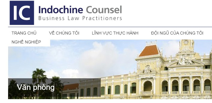 Công ty luật Indochine Counsel